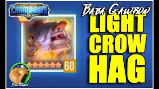 DUNGEON HUNTER CHAMPIONS: Light Hag Spotlight + How to Increase your BR!