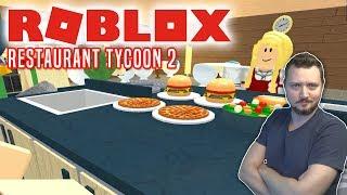 STOR RESTAURANT MED FLERE KOKKE! - Roblox Restaurant Tycoon Dansk Ep 2