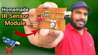 DIY IR Sensor Module - Simple …