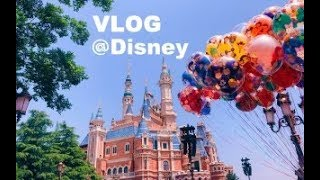 【20180504】002 TRAVEL VLOG#002 SHANGHAI DISNEY RESORT 上海迪士尼乐园