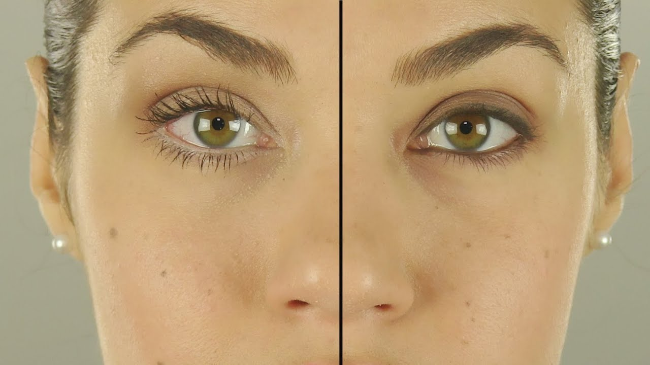 How To Make Your Eyes Look Smaller Without Makeup Makeupwa