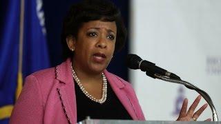 Lynch on Bill Clinton meeting: 'He's a talker...