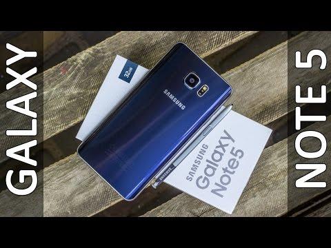 Samsung Galaxy Note 5 подробный обзор. Фишки, особенности и недостатки Galaxy Note 5 от FERUMM.COM