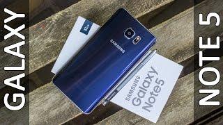 Samsung Galaxy Note 5 подробный обзор. Фишки, особенности и недостатки Galaxy Note 5 от FERUMM.COM(Служба доставки покупок из США: http://bit.ly/1JmMxVM Покупал Galaxy Note 5 здесь: http://goo.gl/R90iFX Samsung Galaxy Note 5 - очень крутой..., 2015-09-28T16:13:47.000Z)