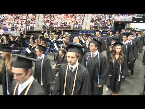 Wando High School Graduation June 1, 2017