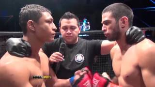 MMA Sport 65 Jubali Perez Vs Javier Pereira