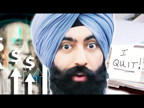 How To QUIT Your Day Job With DIVIDEND INVESTING (Step By Step Method)