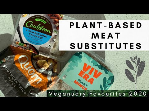 Best Plant-Based & Vegetarian Meat Substitutes 2020: Cauldron, Vivera, Quorn, Linda McCartney Review
