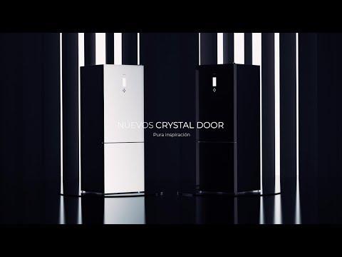Nuevos Frigoríficos Crystal Door