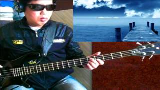 Kenny G-Forever In Love-  ( Bass Cover)
