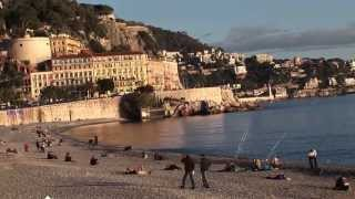 Nice, France: Promenade des Anglais & Cours Saleya