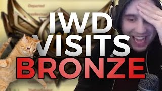 IWD VISITS BRONZE (Broken Flex Queue Edition)
