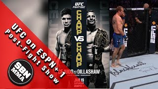 UFC on ESPN+ 1 'Cejudo vs Dillashaw' Post-Fight Show