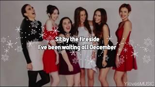Cimorelli - Christmas Lights (Lyrics)