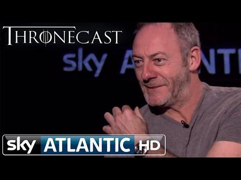 Game of Thrones Ser Davos: Liam Cunningham Thronecast Interview