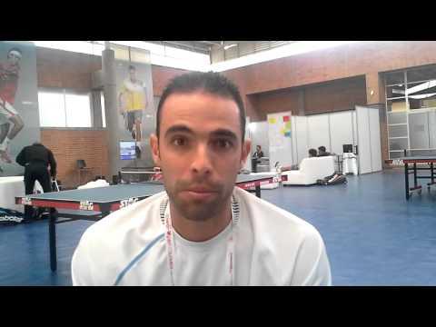 Juan Sebastian Cabal Saludos Tennis For Colombia 2013