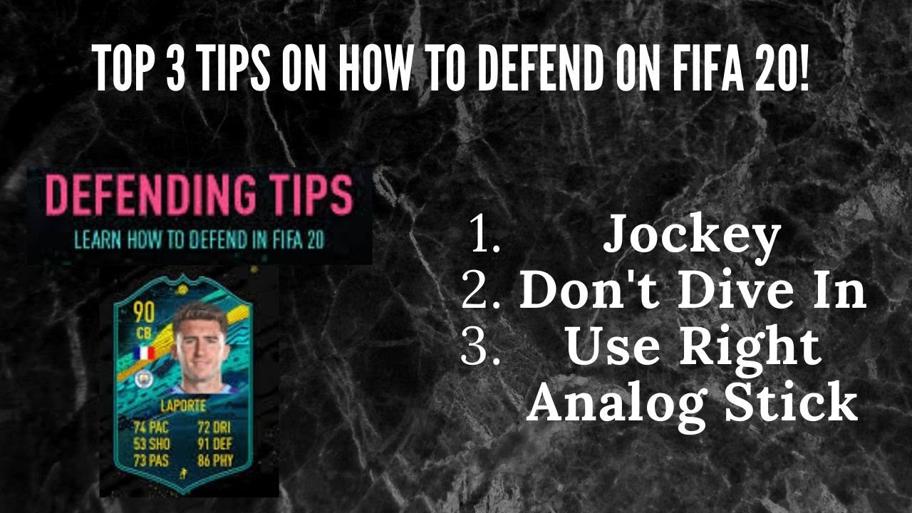 How To Defend on FIFA 20 - Tips and Tricks!