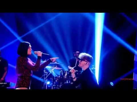Daley Ft. Jessie J - Remember Me Live Alan Carr Chatty Man