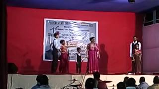 Title Skit of Oshiwara East Indian Singing Competition 2015