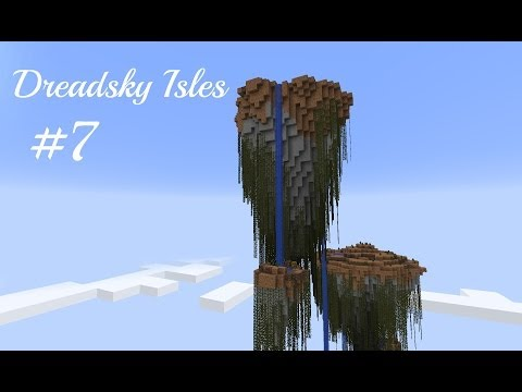 Dreadsky Isles - Part 7 - Tears Of The Dead (Minecraft CTM)