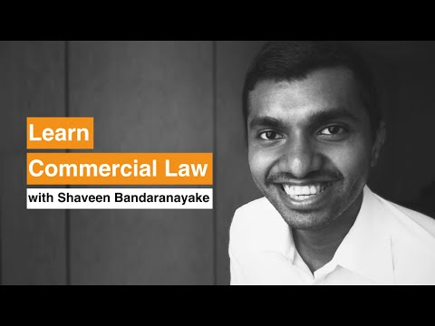 Learn Commercial Law in 120 Minutes!