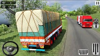Indian Truck Offroad Cargo Drive Simulator 2 | Android Gameplay FHD | Truck Games screenshot 4