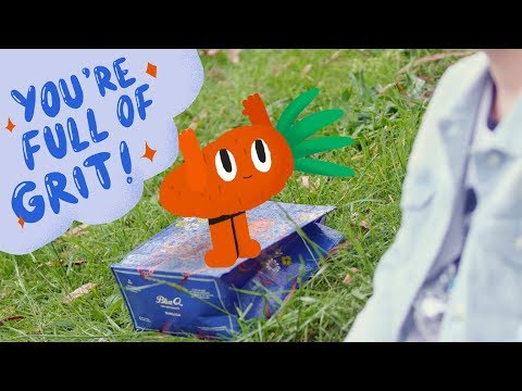 How Carrots Became Orange | Little Carrot Dude
