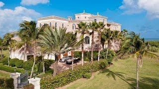 Intricate Oceanfront Estate in Stuart, Florida