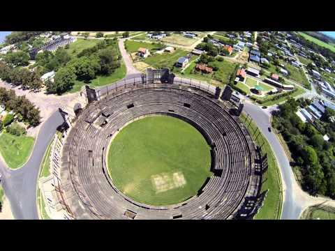 DEDALO - Plaza de toros Real de San Carlos - Colonia del Sacramento - Uruguay