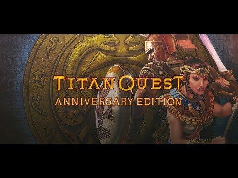Titan Quest на русском (без комментариев) 🔪 Часть 55 🔪 Камень огня 🔪 Камень духа