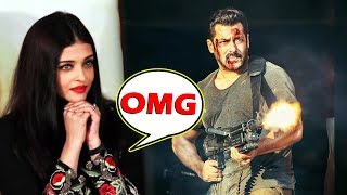 Aishwarya Rai REACTION On Salman Khan's Tiger Zinda Hai