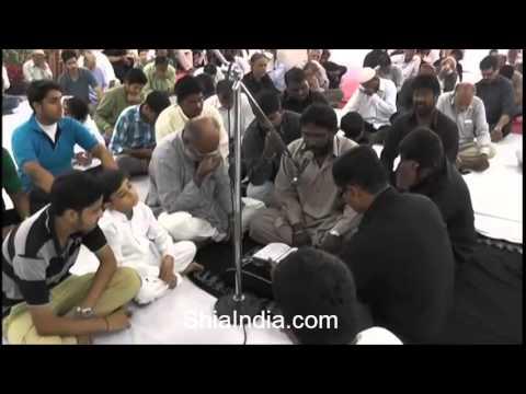Marisa Recited By Samsan Ali at Baitul Qayam