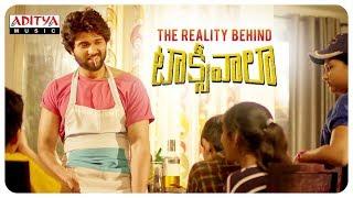 The Reality Behind Taxiwaala || Taxiwaala Movie ||  Vijay Deverakonda, Priyanka jawalkar