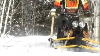 My Sled - Building A Snow Machine From Scratch