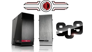 InWin 909 Case Review  Aluminium & Tempered Glass