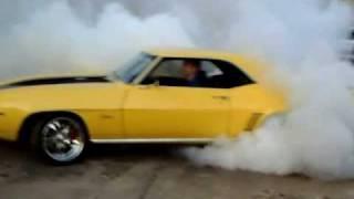 1969 Pro-Touring Camaro Burnout