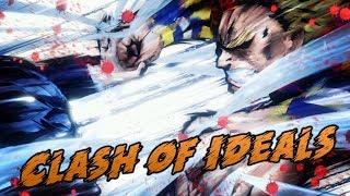 Clash of Ideals & Symbols | My Hero Academia Season 3 Episode 10