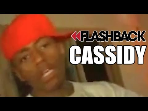 """Flashback: Cassidy Spits Sick Freestyle, Talks """"Watered Down Hip-Hop"""""""