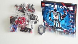 LEGO MINDSTORMS EV3 31313 Unboxing