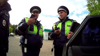 Борзые полицейские гибдд