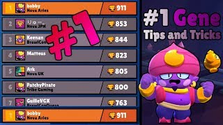 Best Gene in the WORLD tips & tricks! | Brawl Stars
