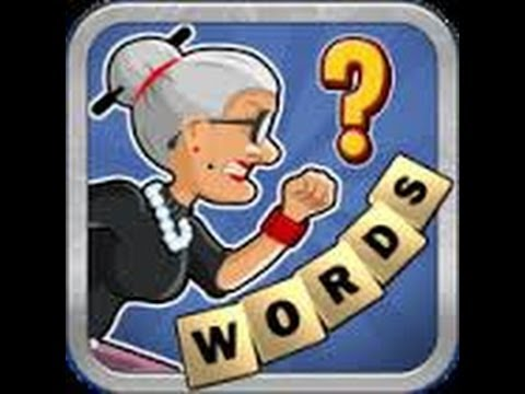 Word Guess with Angry Gran Answers: Level's 1-50 - YouTube