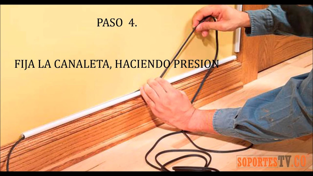 Como Tapar Cables En La Pared Finest Trendy Cheap Mueble Mueble  # Tapar Muebles Feos