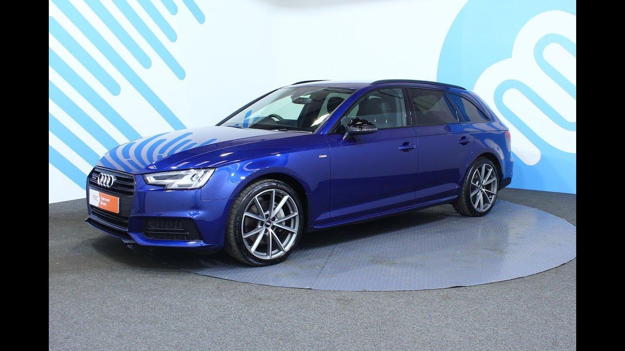 Audi A4 Avant 20 Tdi S Line Avant S Tronic Quattro 5dr Startstop