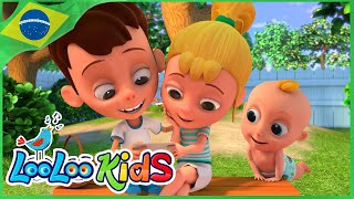 Meu Bilhetinho (A Tisket- A Tasket) - Música Infantil | LooLoo Kids Português