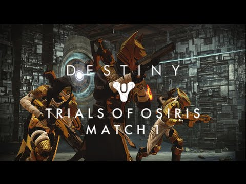Is there matchmaking in trials of osiris