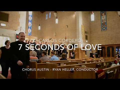 7 Seconds of Love - Cordero (World Premiere)