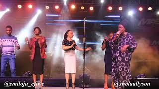 Shola Allyson - Holy (MASS 6.0 Ibadan) Mp3 Yukle Pulsuz  Endir indir Download - MP3.XALAM.AZ
