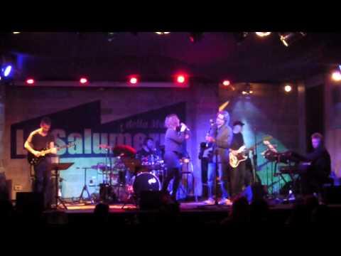Mic Monesta & The Groovy Brothers live @ La Salumeria Della Musica (i can't make you love me)