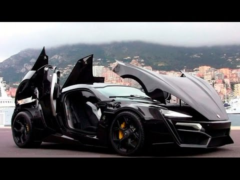 10 MOST Beautiful Hottest CARS Of Dubai